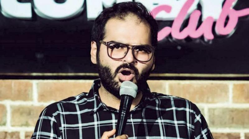 Kunal Kamra, Stand Up Comic