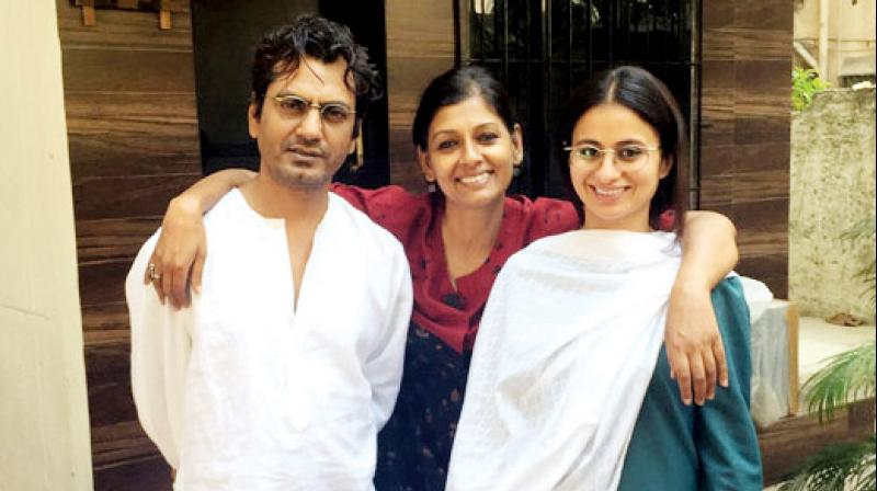 Actor Nawazuddin Siddiqui, who is playing Manto, is also said to be taking lessons in Urdu.