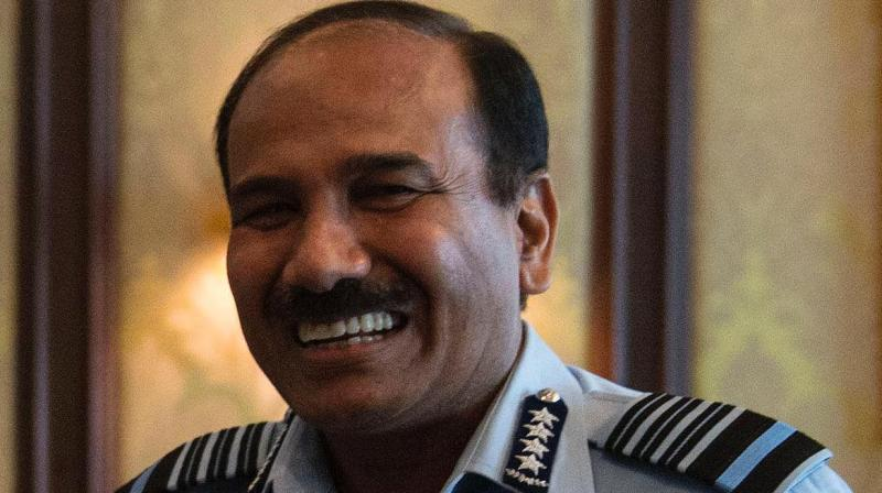 'These are the problems of our country. We need to sort that out. Despite having various procedures time taken to complete a deal is too long,' said former IAF Chief Arup Raha. (Photo: File)