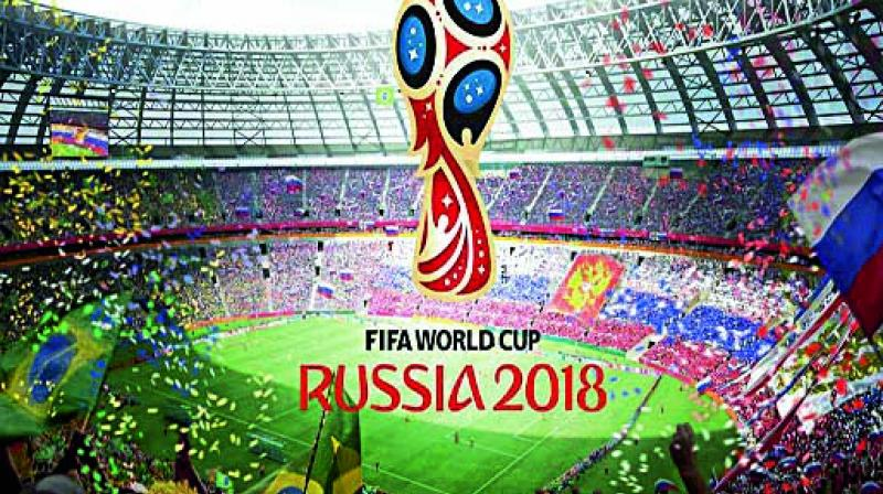 Additionally, the weather at the time of the World Cup is warm and sunny by Russian weather standards.