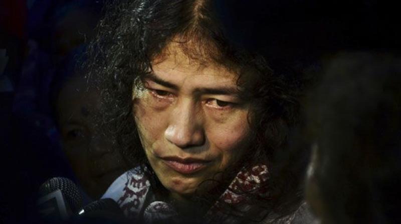 Irom Chanu Sharmila (Photo: PTI/File)