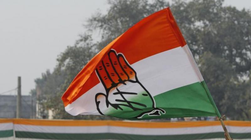 In an internal power tussle between prospective allies, the Congress on Monday withheld the letter of support of its MLAs in the Maharashtra assembly to the Shiv Sena. (Representational Image | PTI)