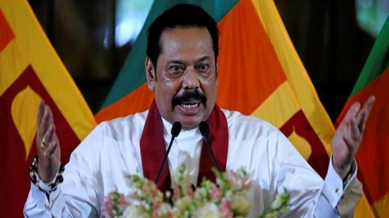 Mahinda Rajapaksa has served as president from 2005 to 2015. (Photo: File)