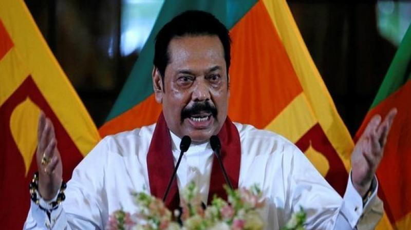 Mahinda Rajapaksa (Photo: ANI)