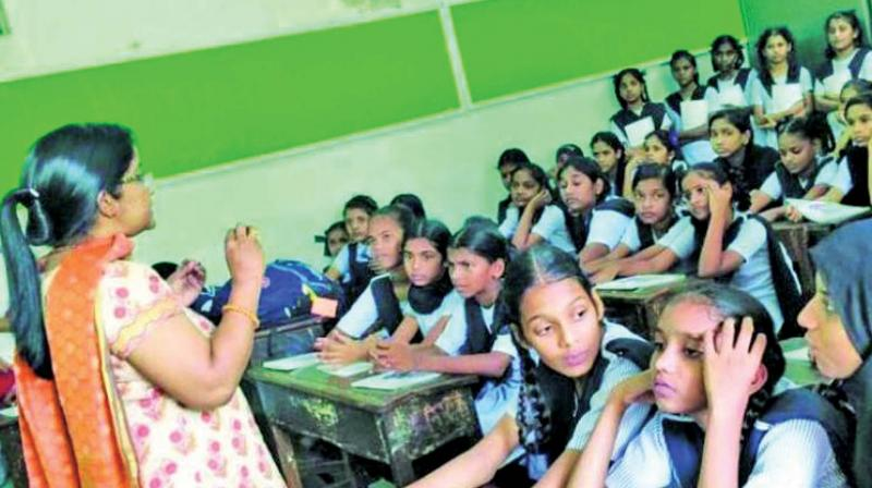 The Centre has changed the pattern and it appears the draft NEP may not augur well for the larger principle of education for all without discrimination.