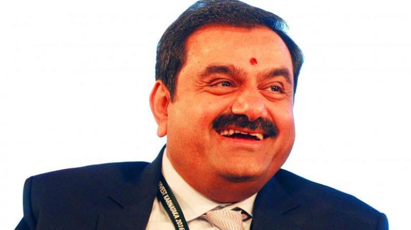 Gautam Adani, Chairman and Founder of Adani Group.