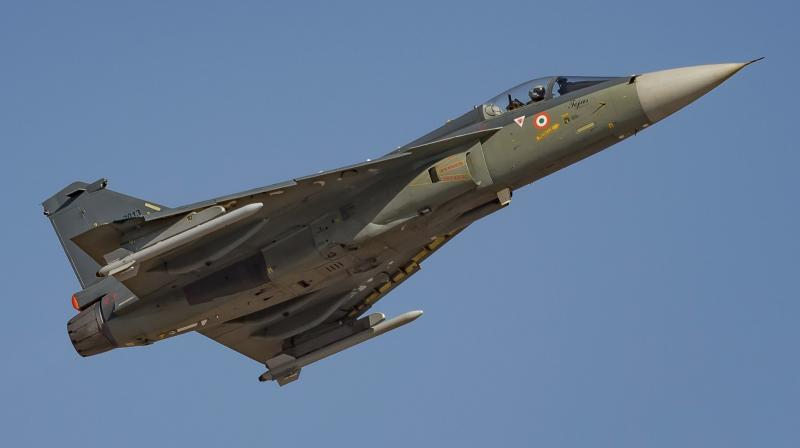 The IAF chief  said the Tejas light combat aircraft project has instilled confidence in the aerospace industry in India and that it has huge potential to grow further. (Twitter)