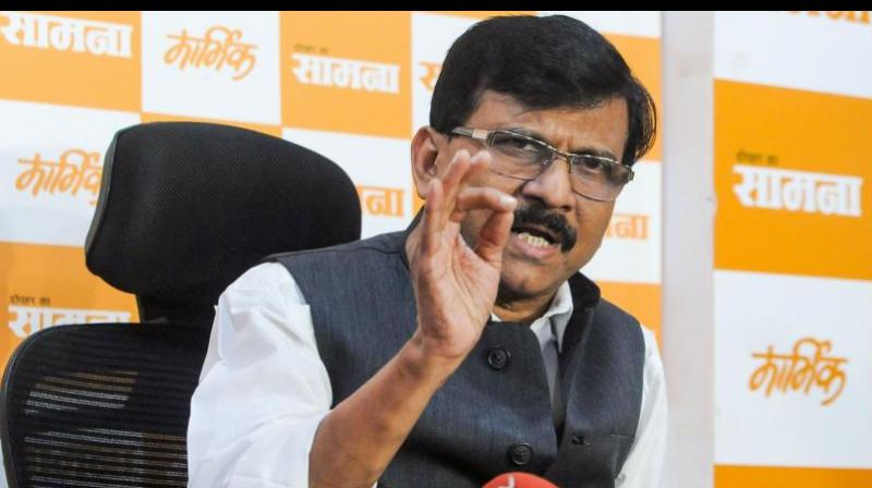 I don't think any regional party in the country has objection to Sharad Pawar heading the UPA, said Sanjay Raut. (PTI file photo)
