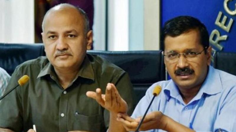 The Delhi police on Monday named chief minister Arvind Kejriwal and his deputy Manish Sisodia as accused in its chargesheet in connection with the alleged assault on chief secretary Anshu Prakash in February.