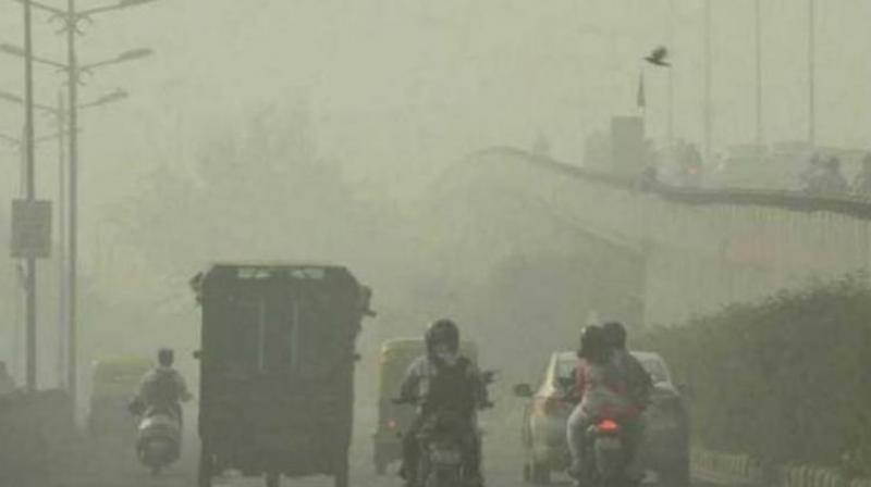 To make matters worse India has 22 of the top 30 most polluted cities in the world. (Representational Image)