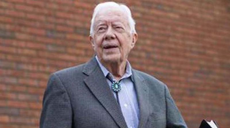 As the years passed, a more nuanced image of Carter emerged that took in his post-presidential activities and reassessed his achievements. (Photo: AP)