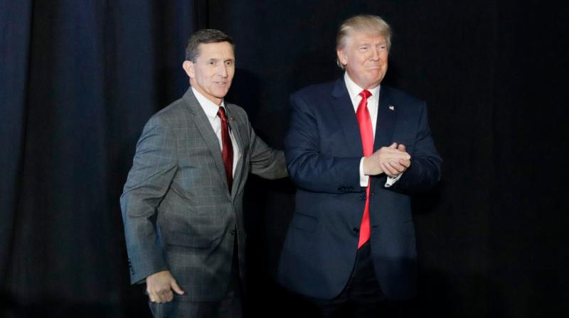 With the new tweet Trump seems to admit for the first time that he knew Flynn lied to the FBI, which is a crime. (Photo: File/AP)