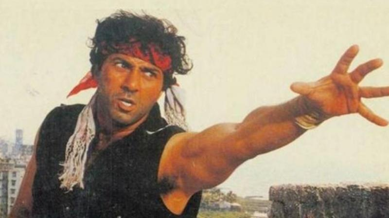 Sunny Deol. (Photo: Twitter)