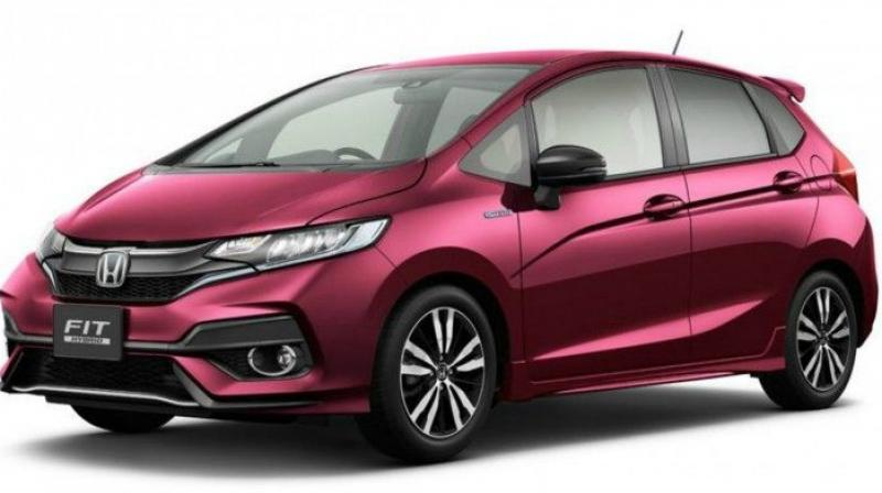 Honda has so far sold 1,28,197 units of Jazz in India.