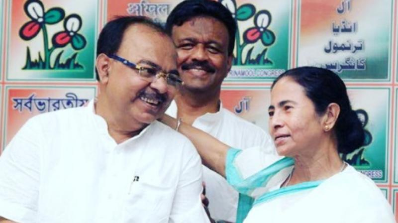 After its shock result in the Lok Sabha polls, the ruling TMC tried to woo Chatterjee, who is known for his organisational capabilities. (Photo: Twitter Screengrab | @MukulAdhikary5)