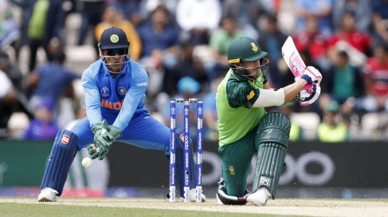 Before the disappointing result against India, South Africa crashed to a stunning defeat at the hands of Bangladesh, days after the loss to hosts England in the tournament opener. (Photo: AP)