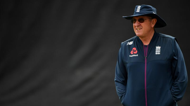Trevor Bayliss, though, knows his side still have work to do if they are to follow up their impressive eight-wicket victory over Australia with a win against New Zealand in the final at Lord's on Sunday. (Photo: AFP)