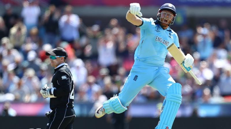 The host nation produced an inspired display to complete an eight-wicket victory over Australia at Edgbaston on Thursday and will meet New Zealand at Lord's on Sunday. (Photo: cricketworldcup/facebook)