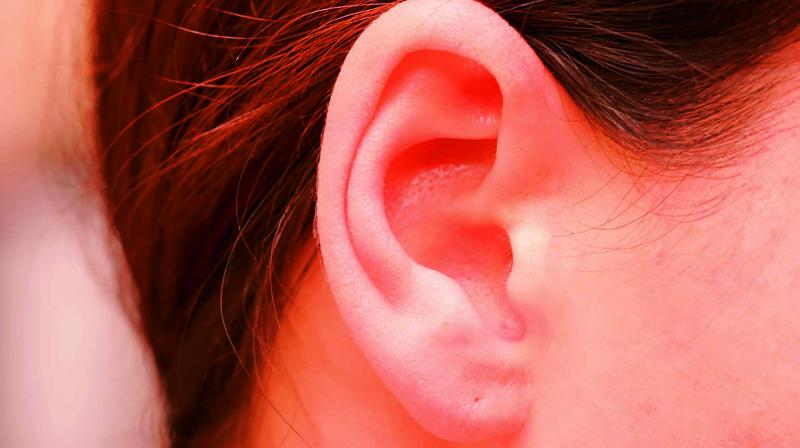 Ear infection in winter is caused because of cold, flu and chilly winds.