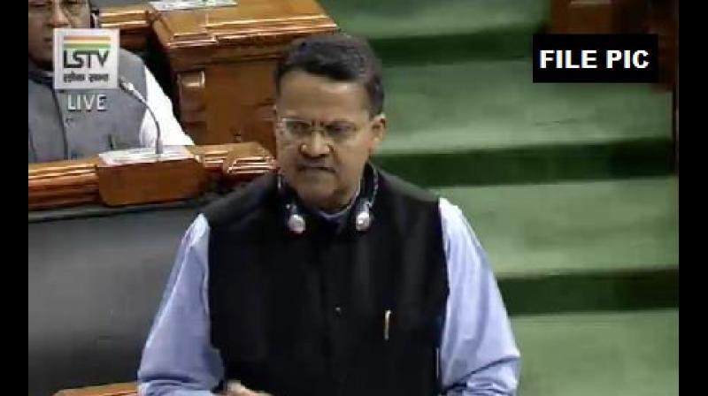 """""""What steps Union government has taken? Is it still at the investigation stage? How long will it take to complete the investigation?,"""" MP Bhartruhari Mahtab asked in the Lok Sabha during Zero Hour. (File Photo)"""