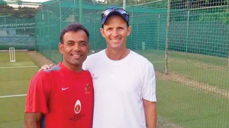 Vinayak Samant is focussing on a strategy with bowlers to develop them inidvidiually.