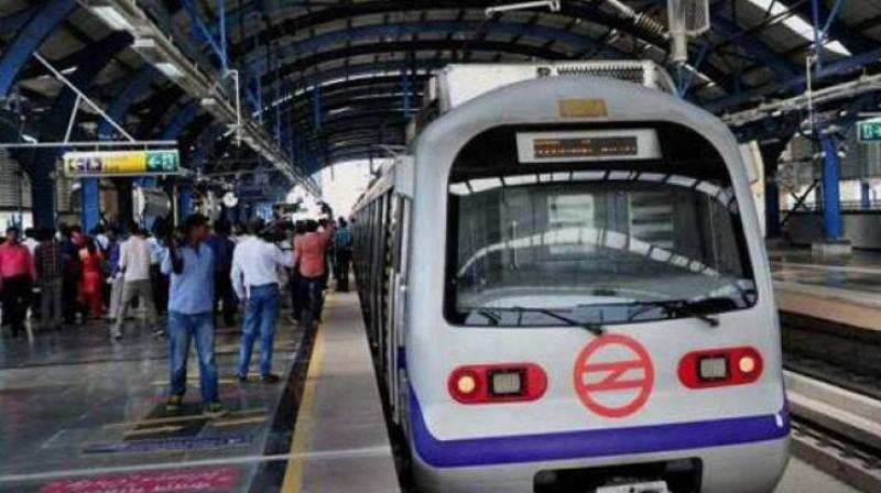 DMRC will conduct a trial period and review it for 3 months. (Representational image)