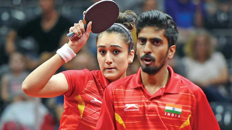 Manika Batra and G. Sathiyan have raised hopes after their performance in the CWG.
