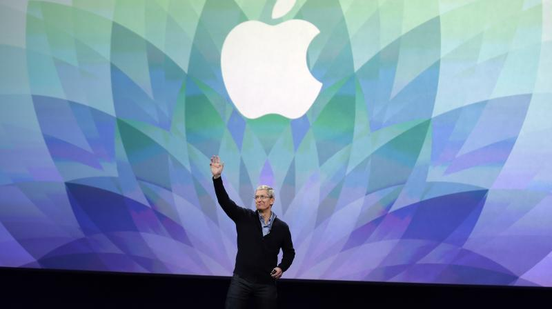 The keenly anticipated event will be the first to take place in the Steve Jobs Theater at its new