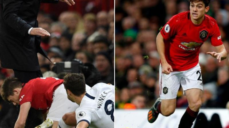 Ahead of the Tottenham clash, Manchester United's Daniel James said that the game is 'massively important' for them. (Photo:AFP)
