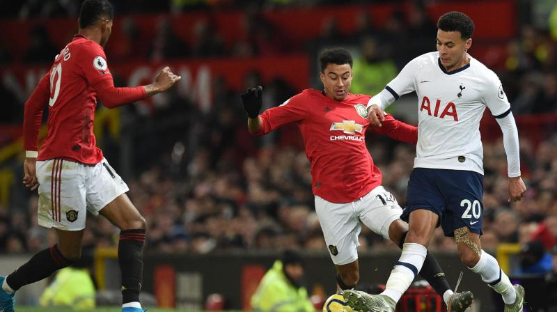 After losing the Premier League match against Manchester United, Tottenham's Dele Alli said that the club was not hungry enough to win and the energy was on the lower side as compared to their opponents. (Photo:AFP)