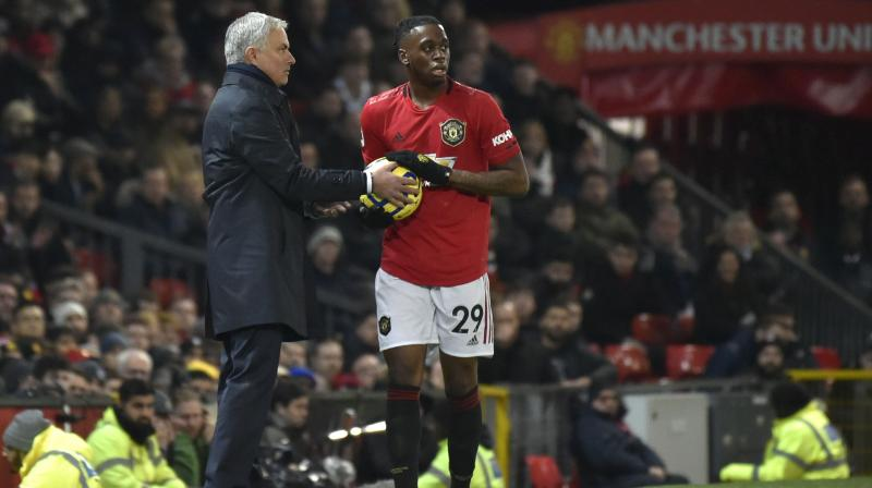 Tottenham Hotspur manager Jose Mourinho took a dig at Manchester United, saying the side performs well against better teams, as they come out on the field with a defensive approach. (Photo:AP)