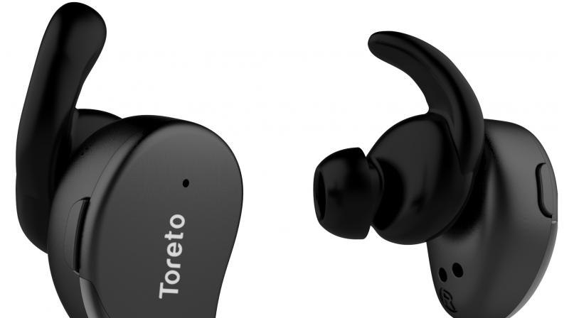 TORBUDS wireless earbuds deliver distortion-free high definition sound.