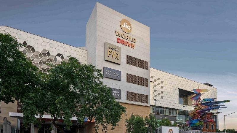 The precinct will be Mumbai's first rooftop drive-in theatre. (Photo: Twitter)