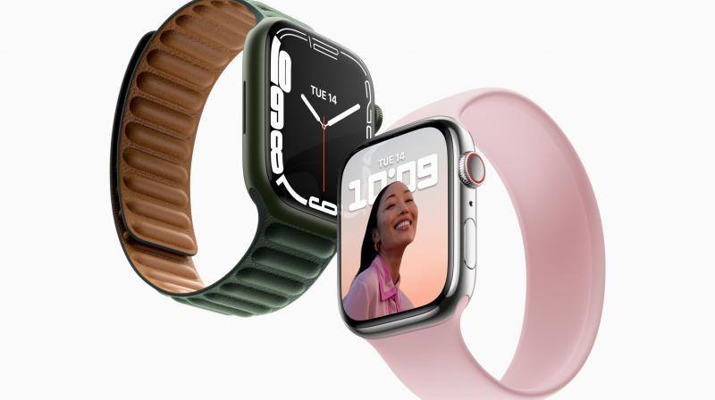 The Apple watch series 7. (Photo: apple.com)