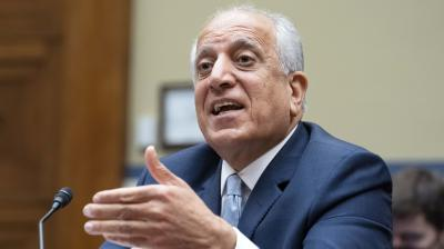 Zalmay Khalilzad resigns as special Afghan envoy, replaced by Thomas West