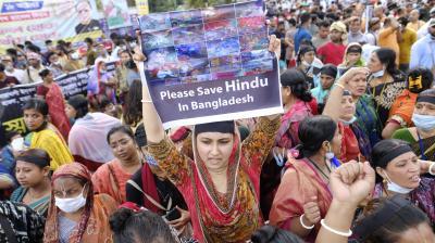 Bangladesh communal violence: 71 cases filed, 450 arrested