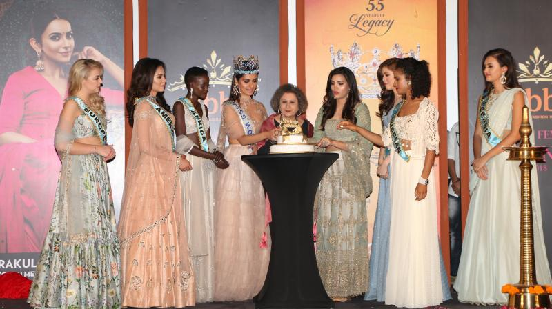The Organisation also revealed that the auditions for Miss India 2018 will commence from February 9.