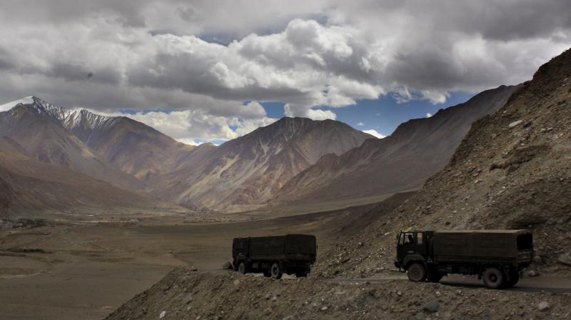 Chinese soldier apprehended by India across Line of Actual Control in Ladakh