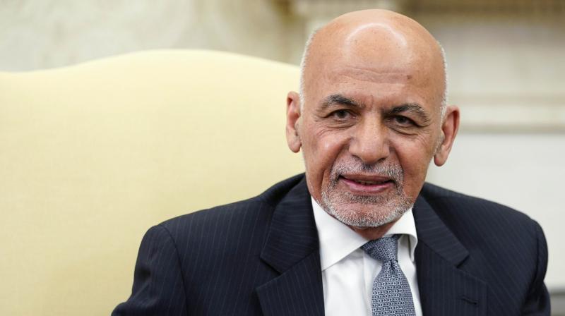Afghan President Ashraf Ghani. (Photo: AP)