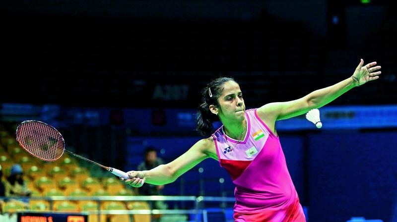 Saina's tweet has brought back into focus the safety of sportspersons during the pandemic