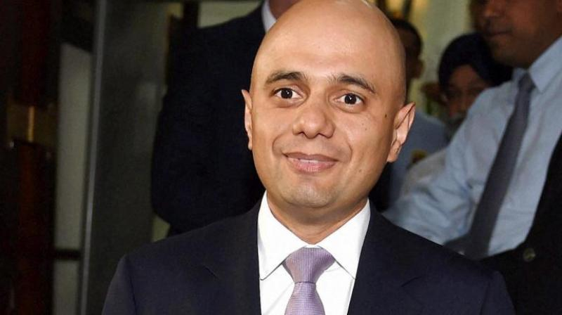 Javid, one of 11 candidates to replace Theresa May as prime minister, also said he would slow the pace of Britain's national debt reduction to free up cash that would be used to invest in education. (Photo: PTI)