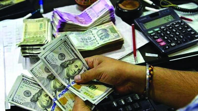 Rupee Sheds 62 Paise, Falls To 11-week Low