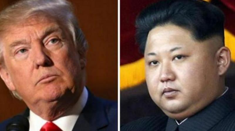 The statements come ahead of a planned summit between North Korean leader Kim Jong-un and US President Donald Trump in the next few weeks. (Photo: File)