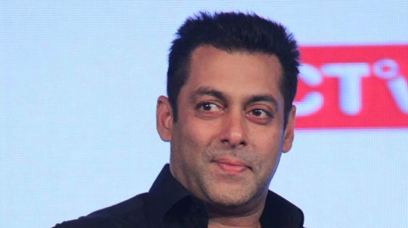 Salman Khan.
