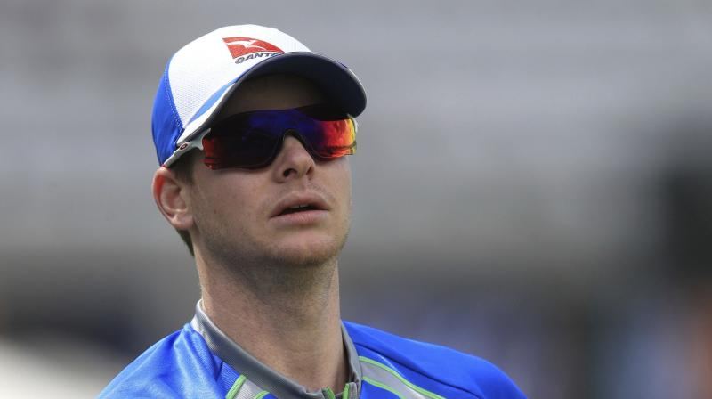 Prominent players, including captain Steve Smith, have been vocal in backing the ACA's hardline stance, but their resolve will not truly be tested until they wake up on Saturday morning with no deal on the table. (Photo: AP)