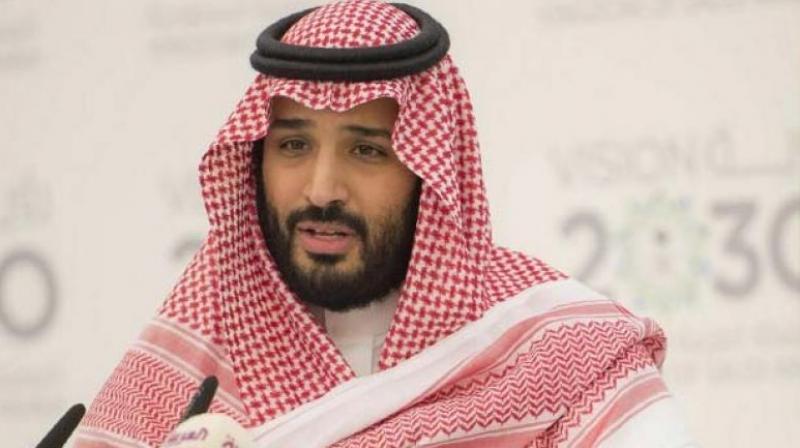 Saudi Crown Prince Mohammad bin Salman  (Photo: AFP)