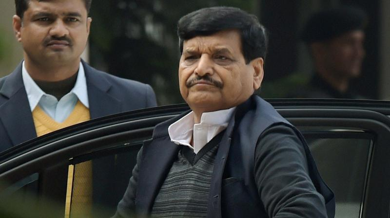 Samajwadi Party leader Shivpal Singh Yadav (Photo: AP)