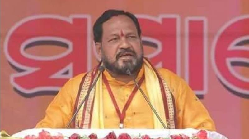 The announcement was made by BJP state president Basant Panda at a press conference in Odisha. (Photo: Facebook)