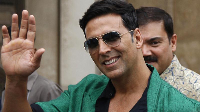 Akshay Kumar was last seen in 'Jolly LLB 2'