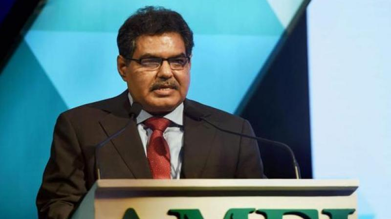 Sebi Chairman Ajay Tyagi. (Photo: PTI).